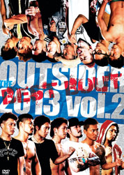 THE OUTSIDER 2013 Vol.2