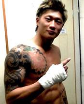 小島勝志選手 画像